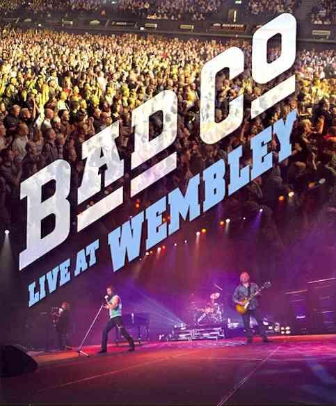 LIVE AT WEMBLEY BY BAD COMPANY (Blu-Ray)